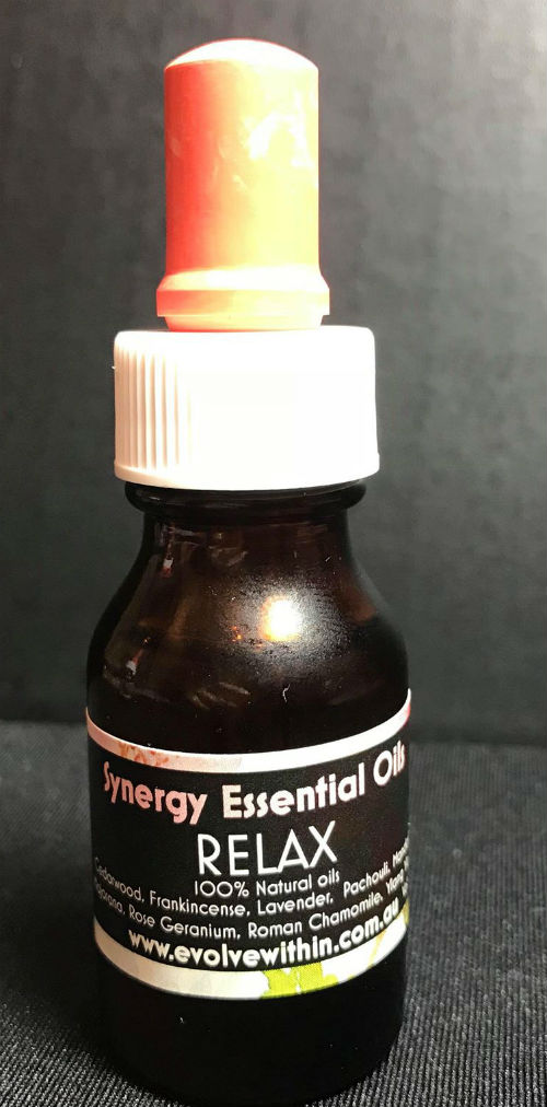 Essential Oil Relax